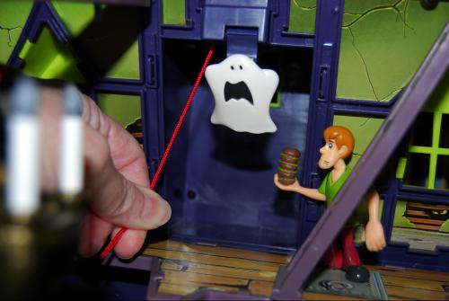 Scooby doo haunted house 9