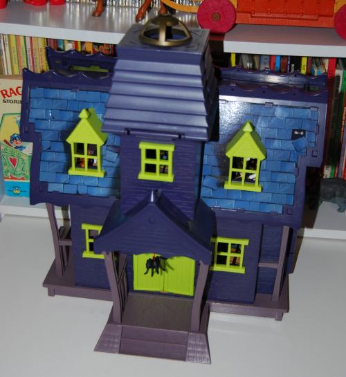Scooby doo haunted house 1 (2)