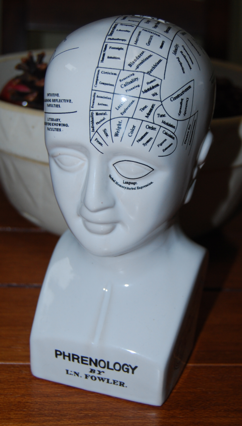 Phrenology bank