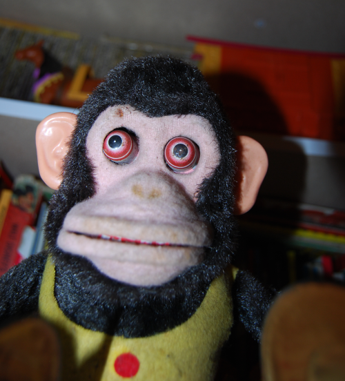 Jolly chimp toy 3