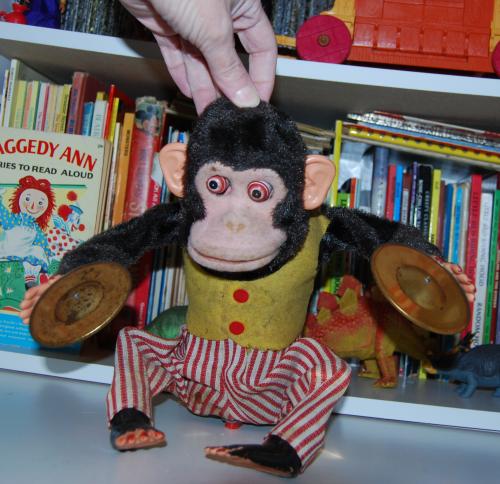 Jolly chimp toy 5