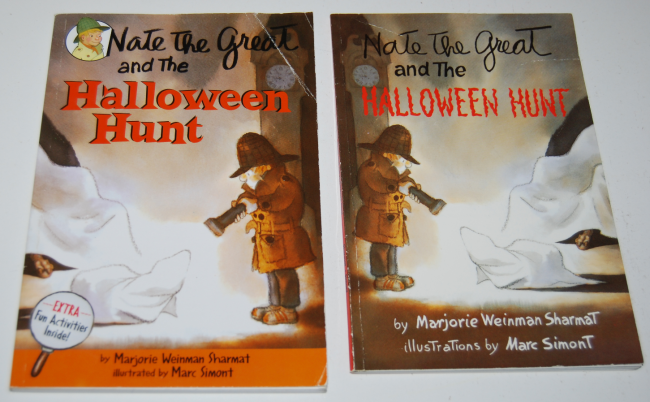 nate the great & the halloween hunt
