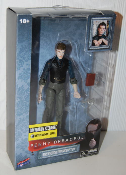 Penny dreadful figure dr victor frankenstein