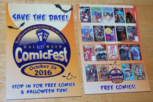 Comicfest 2016