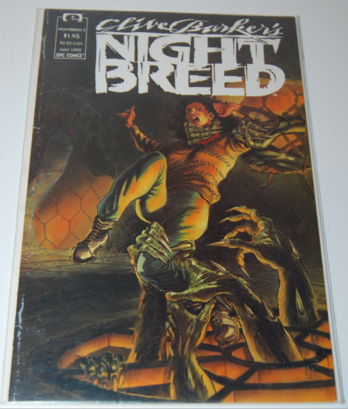 Clive barker comic books 7
