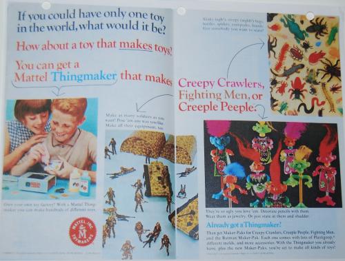 Thingmaker ad