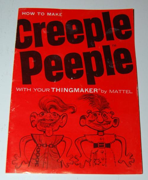 Thingmaker creeple people guide