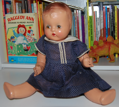 Vintage doll 1