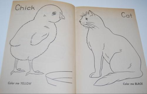 Color me vintage coloring book 2