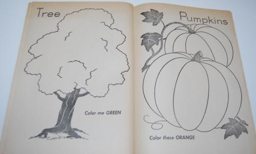 Color me vintage coloring book 4