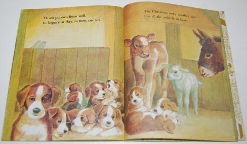 The animals' christmas eve 9