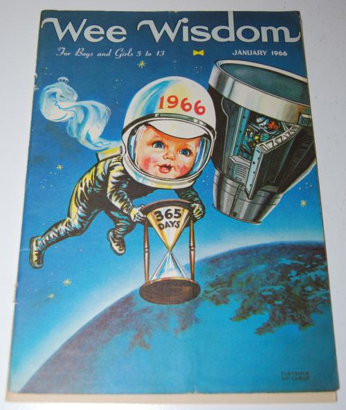 Wee wisdom january 1966