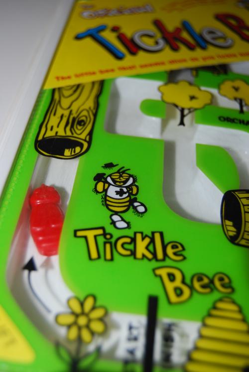 Tickle bee 3