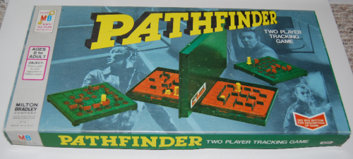 Pathfinder game x