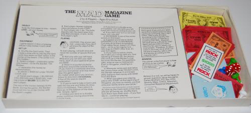 The mad magazine game 1