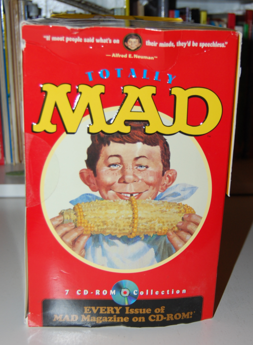 Totally mad cd rom set 2
