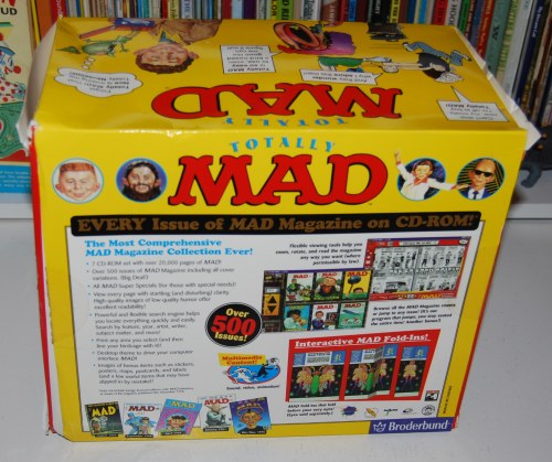 Totally mad cd rom set 3