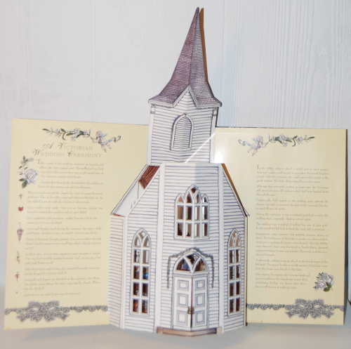The enchanted dolls house wedding 6