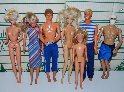 Rescue doll line up