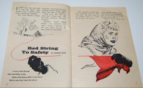 Calling all girls february 1961 1