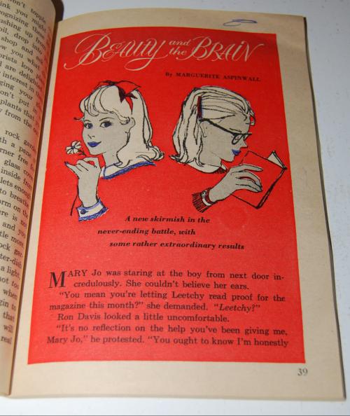 Calling all girls february 1961 5