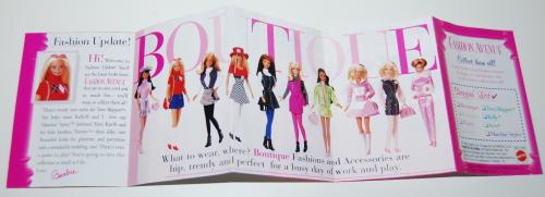 Barbie fashion update 1