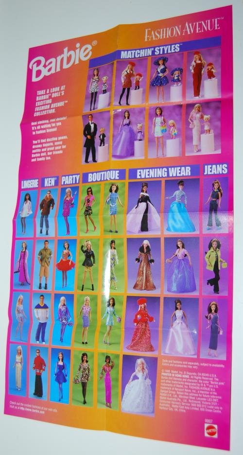 Barbie fashion update 5