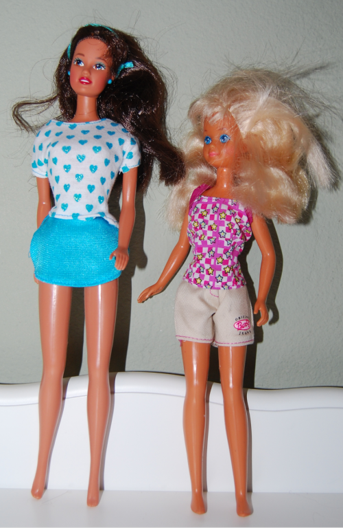 My barbies 39