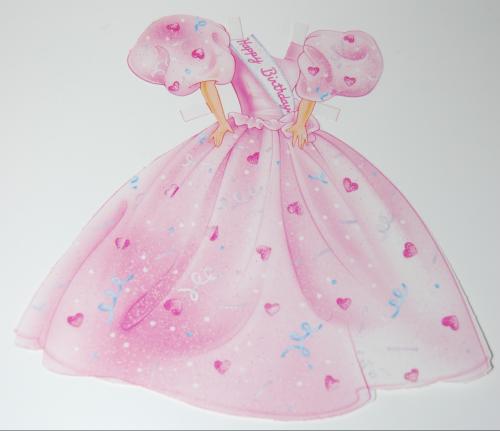 Barbie deluxe paperdoll 1991 5