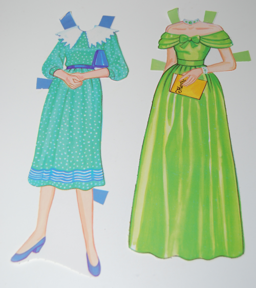 Princess diana paperdoll 1985 3