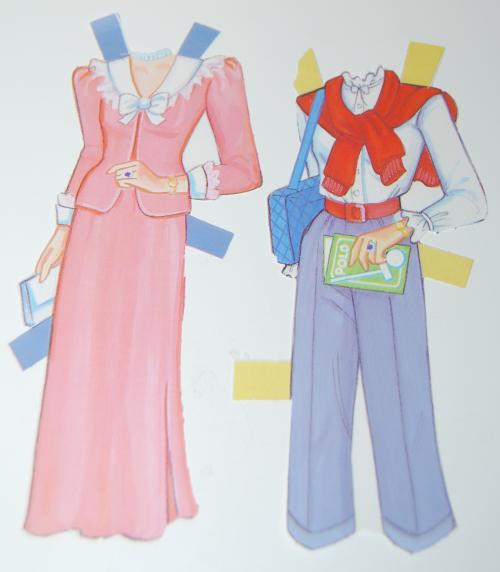Princess diana paperdoll 1985 6