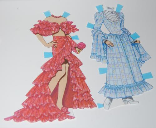 Miss america paperdoll 1990 7