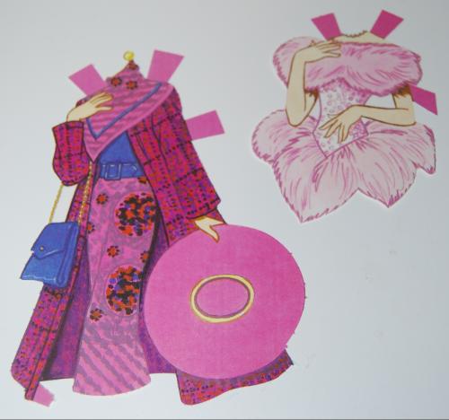 Paperdoll barbie 1991 12