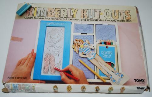 Kimberly kutouts toy