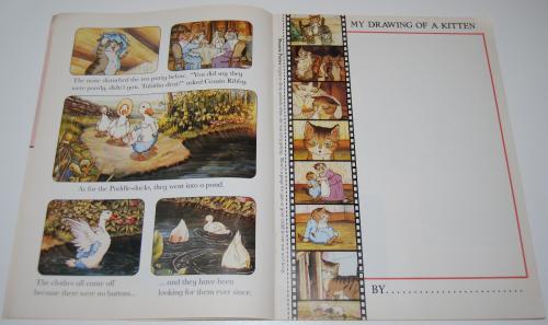Peter rabbit & friends magazine 4