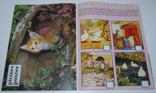 Peter rabbit & friends magazine 8