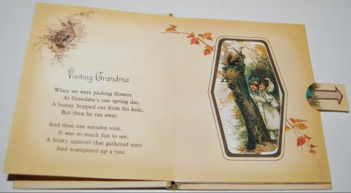 Visiting grandma antique book 3