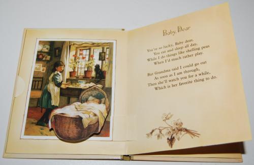 Visiting grandma antique book 4