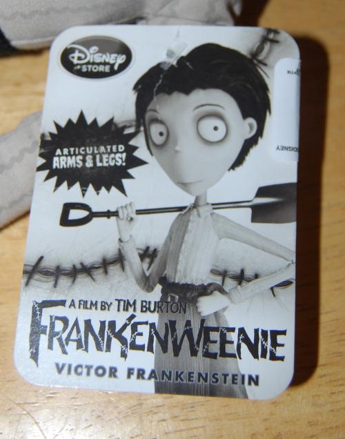 Frankenweenie figures 4