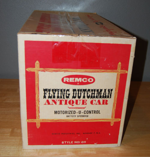Remco flying dutchman car 12