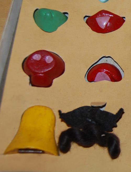 Jugglehead vintage toy 12