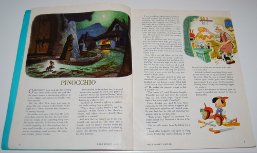 Walt disney's annual golden magazine special 2