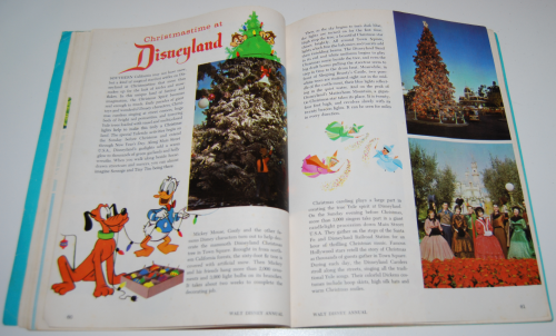 Walt disney's annual golden magazine special 7