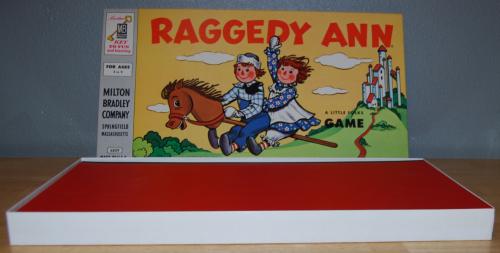 Milton bradley raggedy ann game 2