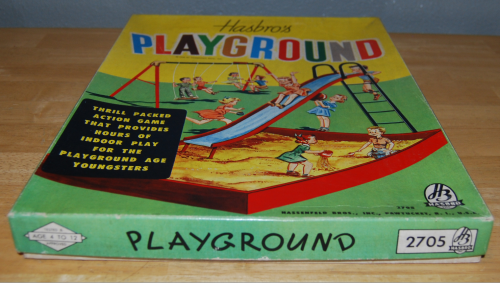 Hasbro's playground game 1