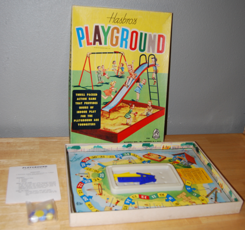 Hasbro's playground game 4