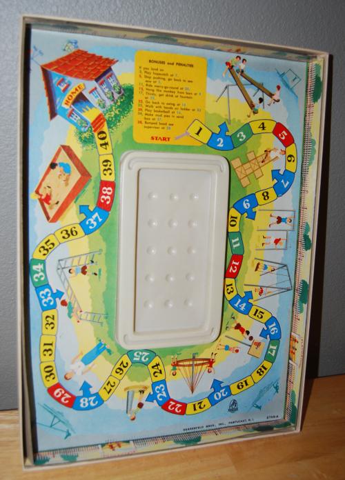 Hasbro's playground game 6
