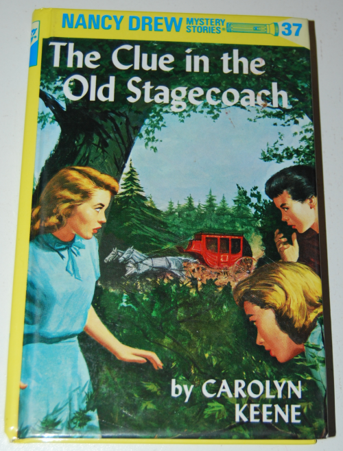 Nancy drew mysteries main
