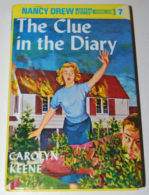 Nancy drew mysteries 1