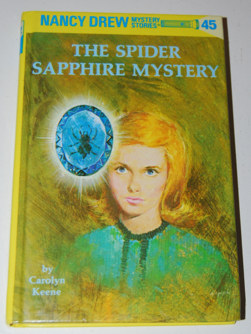 Nancy drew mysteries 9